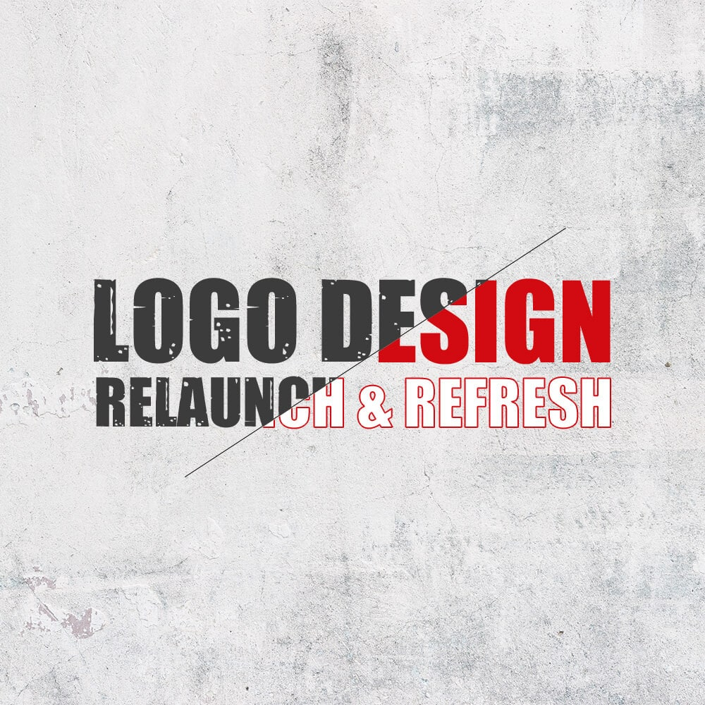 Logo Design Relaunch Firmenlogo