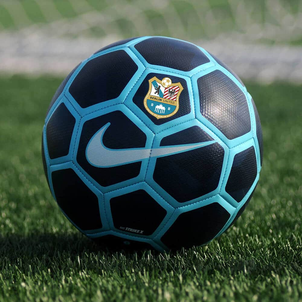 Berlin United Fussball Verein Team