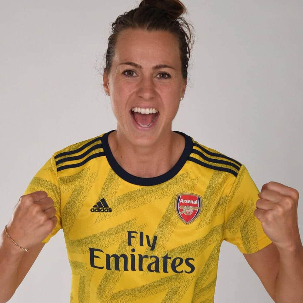Viktoria Schnaderbeck FC Bayern Arsenal ÖFB